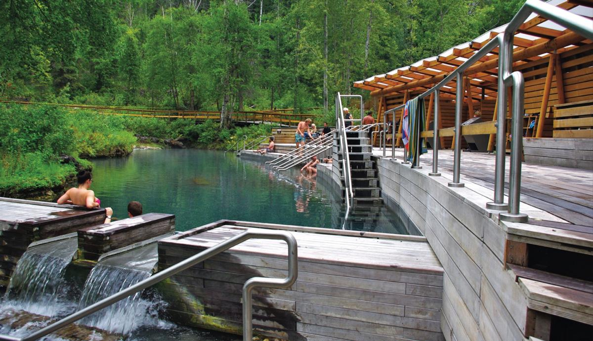 Alaska Magazine Hot Spots