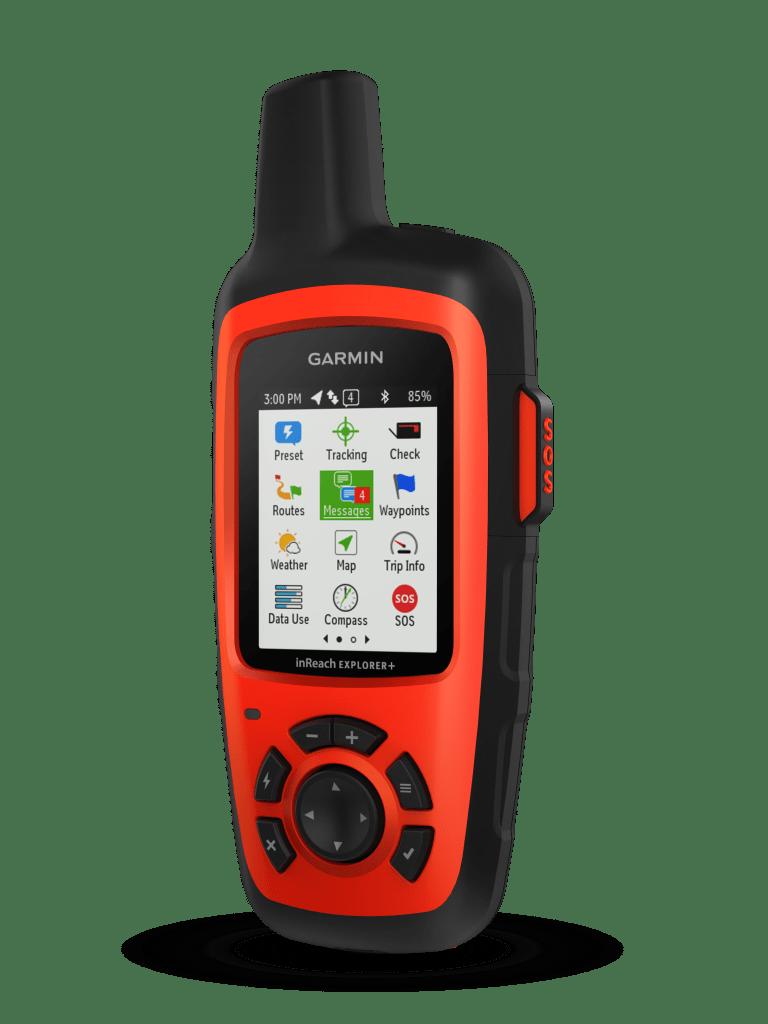 Garmin GPS text handheld device