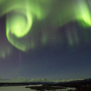 Denali Northern Lights