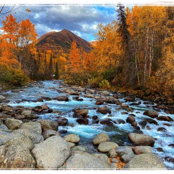 Hatcher Pass Fall