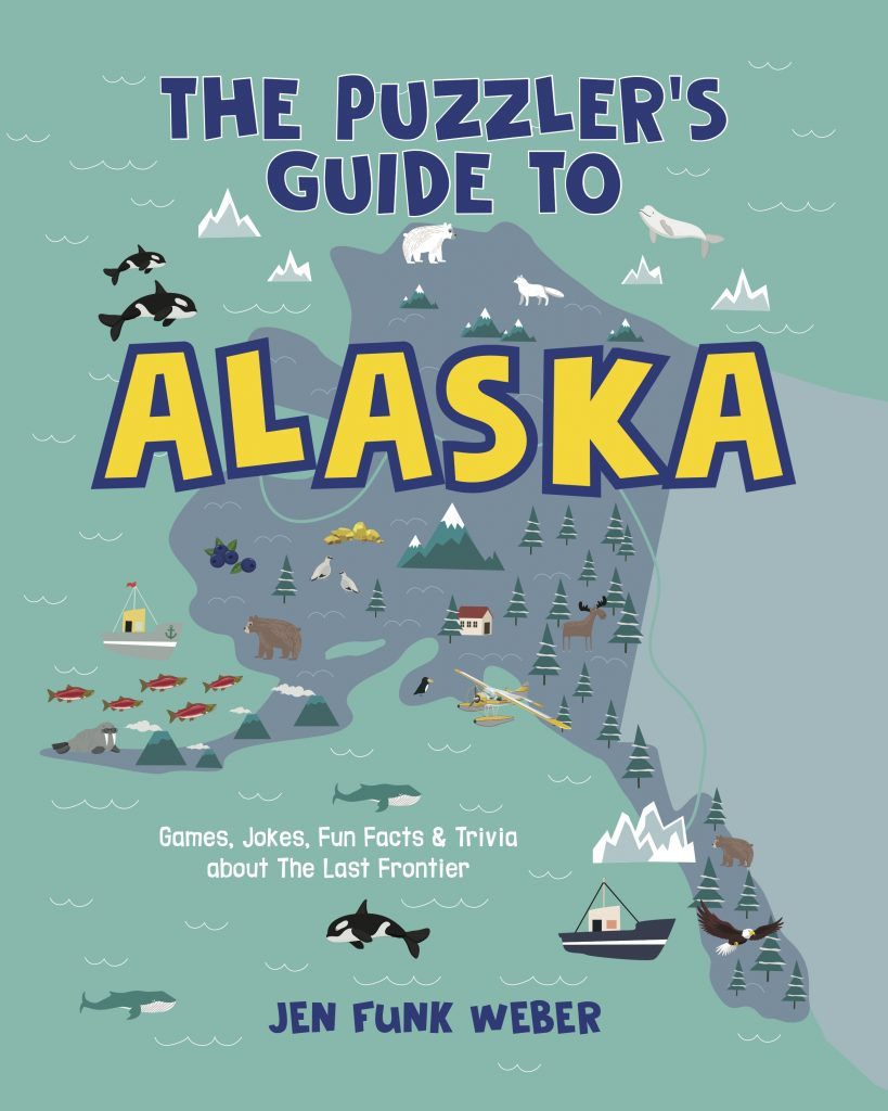Cover of the Puzzler's Guide to Alaska