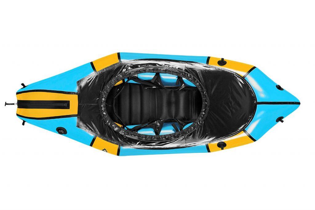 Alpacka packraft wolverine raft
