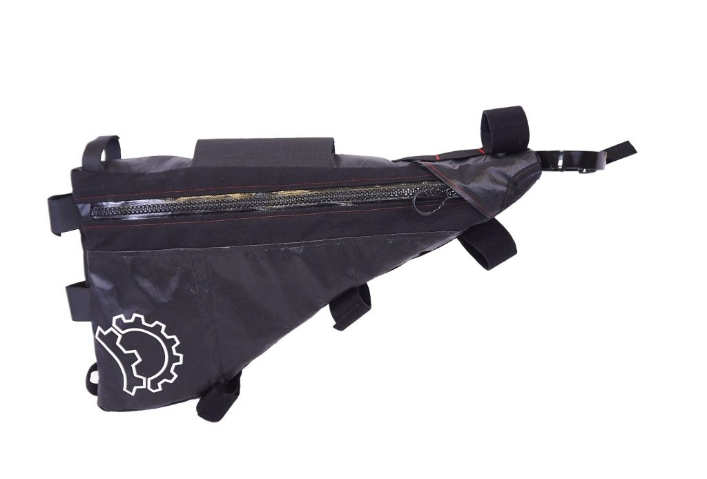 Revelate Designs Frame Bag for a bicycle